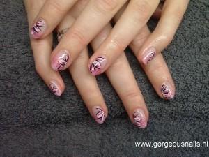 maniq nail art serena